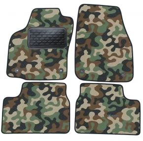 Army car mats Opel Astra III   H  2004-2013  4ks