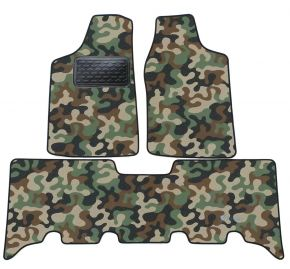Army car mats Opel Frontera 1999-2004 4ks