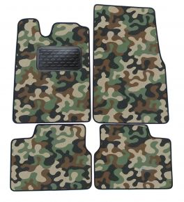 Army car mats Opel Vectra A 1988-1995 4ks