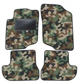 Army car mats Peugeot 207 CC