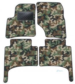 Army car mats Porsche Cayene/ VW Touareg 2002-2010