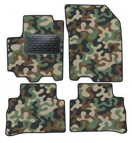 Army car mats Suzuki Vitara 2015-up 4ks