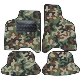 Army car mats Volkswagen Lupo 1998-2005 4ks
