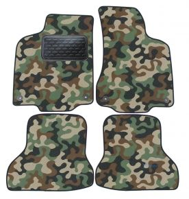 Army car mats Volkswagen Polo 6N / 6N2 1994-1998 4