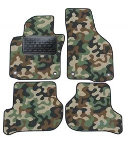 Army car mats Volkswagen Jetta 2005-2011 4ks