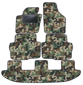Army car mats Volkswagen Sharan 2010-up 4ks