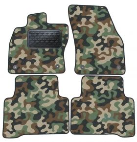 Army car mats Volkswagen Touran 2016-up 4ks