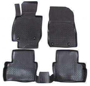 Alfombrillas de goma MAZDA CX-3  2015-up  4 piezas