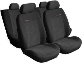 Fundas de asiento para Nissan X-TRAIL III, 2013-