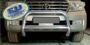 Bullbar delanteros Steeler para Toyota Land Cruiser 200 2008- Modelo S