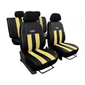 Fundas de asiento a medida GT AUDI 80 B3 (1986-1996)