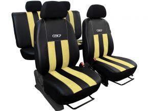 Fundas de asiento a medida GT CITROEN BERLINGO XTR III 5x1 (2018-2019)