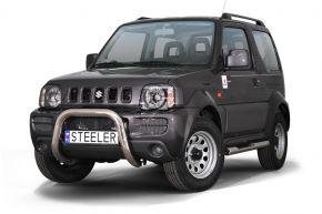 Bullbar delanteros Steeler para Suzuki Jimny 2005-2012 Modelo U