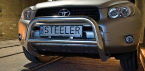 Bullbar delanteros Steeler para TOYOTA RAV4 2006-2010 Modelo A