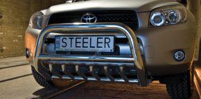 Bullbar delanteros Steeler para TOYOTA RAV4 2006-2010 Modelo G