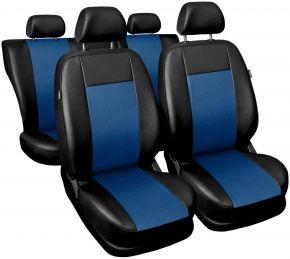Fundas de asiento universales Comfort azul