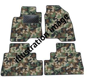 Army car mats BMW 6 E64 cabrio 2004-2010 4ks