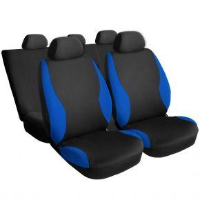 Fundas de asiento - DENVER, azul