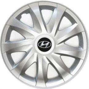 """Puklice pre Hyundai 14"""", Draco, 4 ks"""
