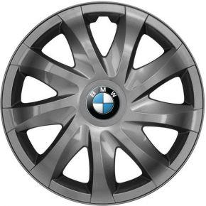 "Puklice pre BMW 16"", DRACO GRAFFI 4ks"