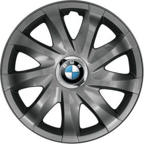 "Tapacubos para BMW 14"", DRIFT GRAFFITE LACADO 4 pzs"