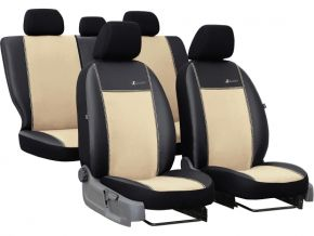 Fundas de asiento a medida Exclusive HONDA CIVIC VIII SEDAN (2006-2011)