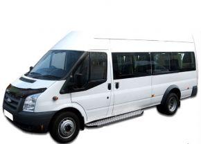 Deflectores delanteros para FORD Transit 2006-2013