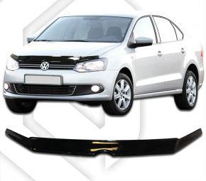 Deflectores delanteros para VOLKSWAGEN Polo hatchback 3D 2010–2015
