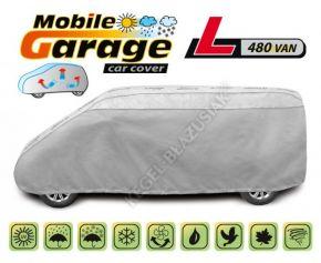 Funda para coche MOBILE GARAGE L480 van Kia Pregio II 2004-2007 470-490 cm