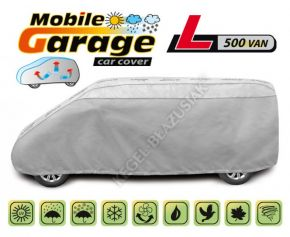 Funda para coche MOBILE GARAGE L500 van Ford Transit Custom 470-490 cm