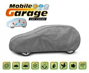 Funda para coche MOBILE GARAGE hatchback/kombi Nissan Note 405-430 cm