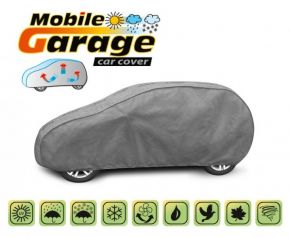 Funda para coche MOBILE GARAGE hatchback Toyota Yaris I do 2011 355-380 cm