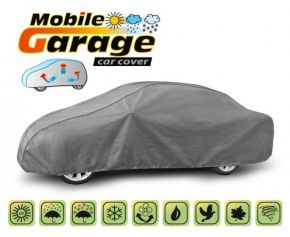Funda para coche MOBILE GARAGE sedan Jeep Optima 472-500 cm