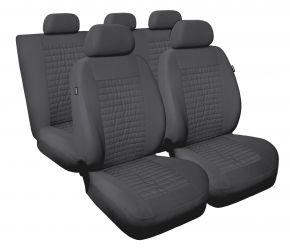 Fundas de asiento universales MODERN gris, MC-2