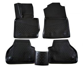 Alfombrillas de goma BMW 1 Series (E87) 2004-2011 4piezas