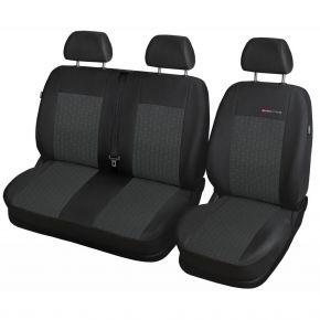 Fundas de asiento para FRENTE VOLKSWAGEN VW T-4 2+1