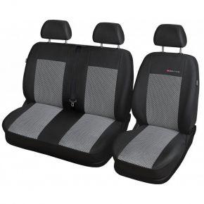 Fundas de asiento universales Elegance 2+1 BUS / VAN P2