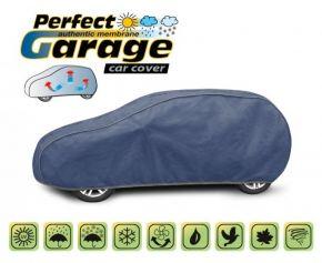 Funda protectora de membrana suave para todo el automóvil PERFECT GARAGE hatchback/kombi Hyundai ix20 405-430 cm