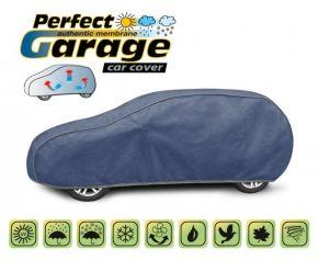 Funda protectora de membrana suave para todo el automóvil PERFECT GARAGE hatchback/kombi Nissan Tiida 430-455 cm
