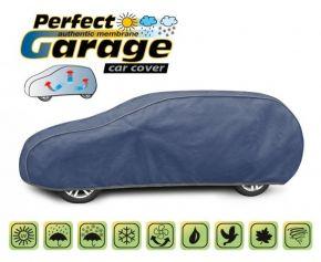 Funda protectora de membrana suave para todo el automóvil PERFECT GARAGE hatchback/kombi Audi A6 Avant (C4) 1994-1997 455-485 cm
