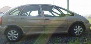 Protector plástico paso de rueda para CITROEN XSARA PICASSO 1997-