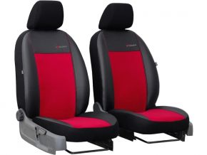 Fundas de asiento a medida Exclusive TOYOTA LAND CRUISER 200 1+1 (2008-2012)