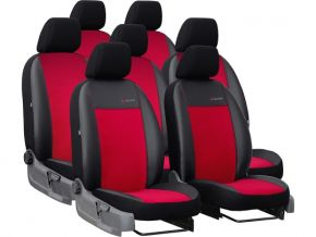 Fundas de asiento a medida Exclusive FORD TOURNEO CONNECT II 7p. GRAND (2013-2018)