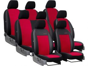 Fundas de asiento a medida Exclusive FORD TOURNEO CUSTOM II 8p. (2013-2020)