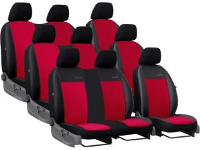 Fundas de asiento a medida Exclusive FORD TOURNEO CUSTOM II 9p. (2013-2020)