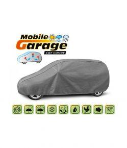 Funda para coche MOBILE GARAGE L LAV VOLKSWAGEN CADDY 423-443 cm
