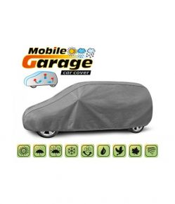 Funda para coche MOBILE GARAGE XL LAV PEUGEOT PARTNER 443-463 cm