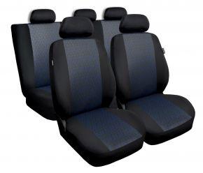 Fundas de asiento universales PROFI azul