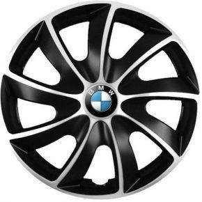 """Tapacubos para BMW 16"""", QUAD BICOLOR 4 pzs"""
