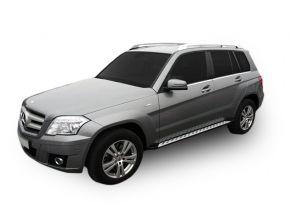 Barras de paso lateral para Mercedes GLK OE Style 2009-